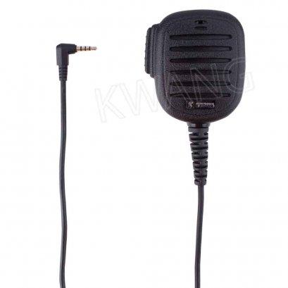 KYOWA ไมค์มือถือ ใช้สำหรับวิทยุสื่อสาร VX-150 กันน้ำ สีดำ