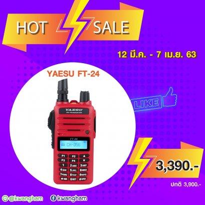 YAESU FT-24