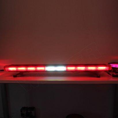 WHENER ไฟ LED WLP-2500/2 12 V. แดง/ขาว/แดง
