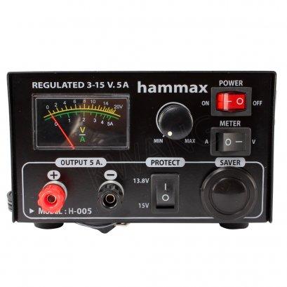 HAMMAX หม้อแปลงไฟฟ้า  H-005