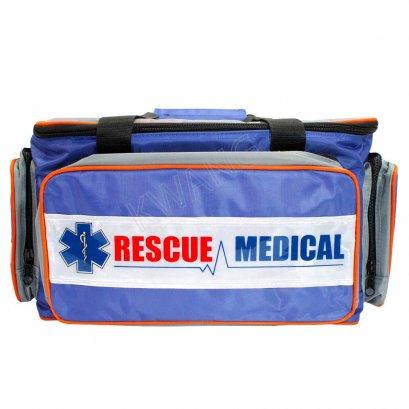 RESCUE MEDICAL กระเป๋าเวชภัณฑ์ - สีน้ำเงิน