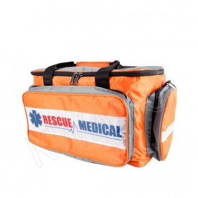 RESCUE MEDICAL กระเป๋าเวชภัณฑ์ - สีส้ม