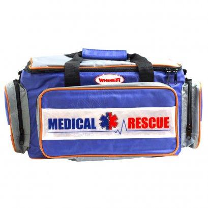 WHENER RESCUE MEDICAL กระเป๋าเวชภัณฑ์ - สีน้ำเงิน