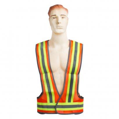 KYOWA เสื้อพร้อมแถบสะท้อนแสง รุ่น FIT-2D