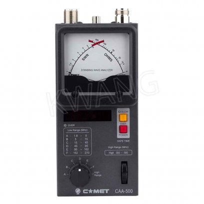 COMET เครื่องมือวัดกำลังส่ง SWR CAA500