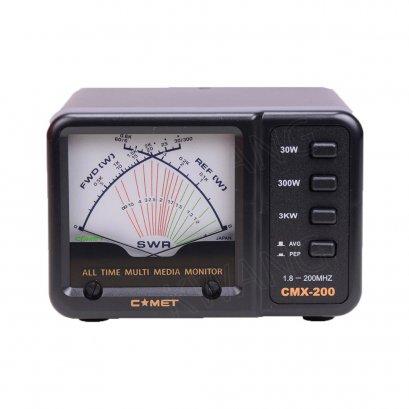 COMET เครื่องมือวัดกำลังส่ง SWR CMX200