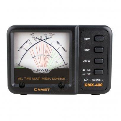 COMET เครื่องมือวัดกำลังส่ง CMX400 140-525 MHz