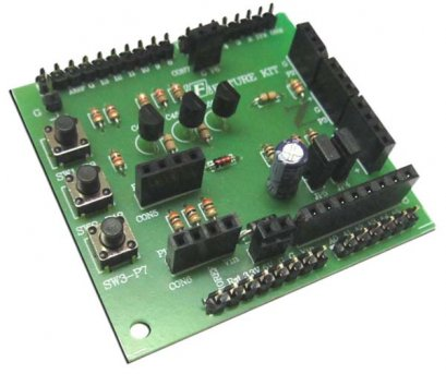 FA1411 MULTI-FUNCTION RGB LED DRIVER SHIELD