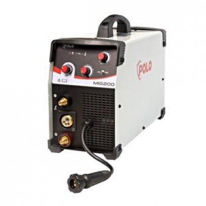เครื่องเชื่อม POLO MIG200 (BY JASIC) 220V (5KG)