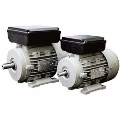 มอเตอร์ไฟฟ้าผลิตตาม IEC standard ตามมาตรฐานยุโรป HASCON SINGLE PHASE