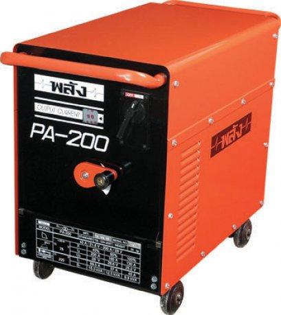 PA-200 220V เครื่องเชื่อมอาร์คไฟฟ้ากระแสสลับ