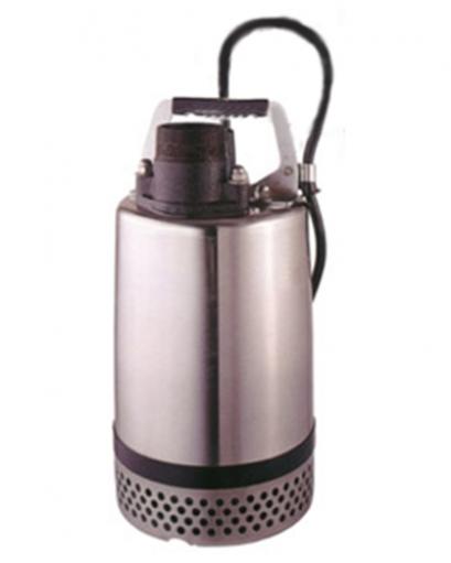 ปั๊มจุ่มไฟฟ้า Submersible Pump  ปั๊มจุ่มสเตนเลสใช้กับน้ำทะเล ARWANA SS