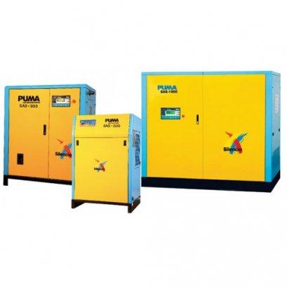 ปั๊มลมสกรู PUMA Screw Air Compressor