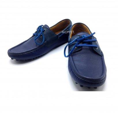"Used Gucci Men's Loafers 7"" in Cove/Azul/Gasoline"