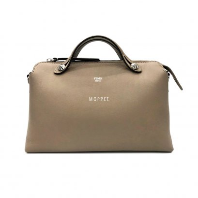 New Fendi By The Way Small in Taupe SHW