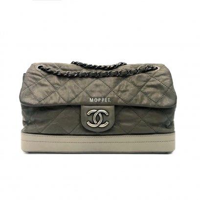 8cf8d8d17cc608 Used Chanel Flap Bag 10