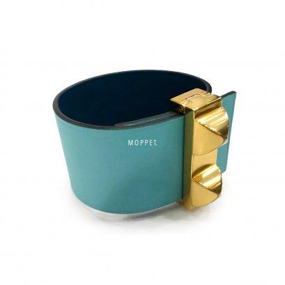 NEW Hermes Bracelet PM in Blue Swift GHW
