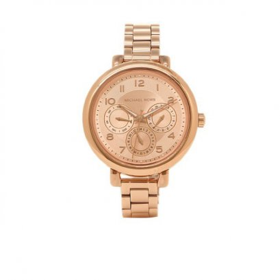 New Michael Kors Watch MK3581 in Rose Gold Hardware