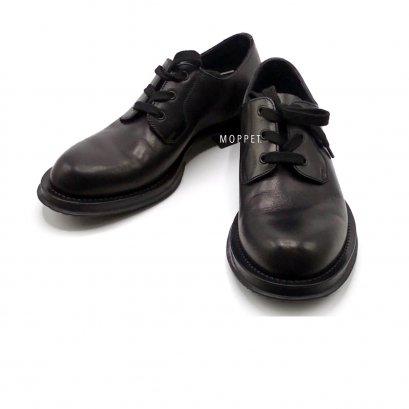 "Used Prada Men's Shoes 5.5"" in Nero Leather"