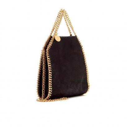 New Stella MacCartney Falabella Mini in Black GHW