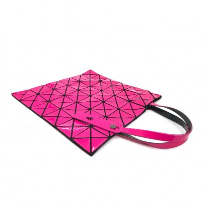 New Bao Bao 6X6 Tote in Pink Prism RHW