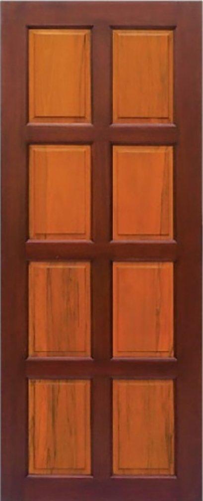 ประตูไม้จริง R20