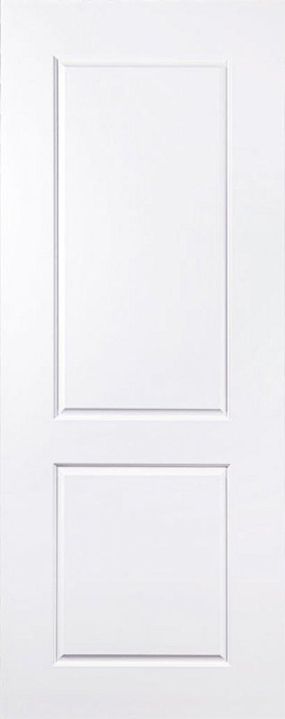 ประตู UPVC (H5) 2 ช่องตรง