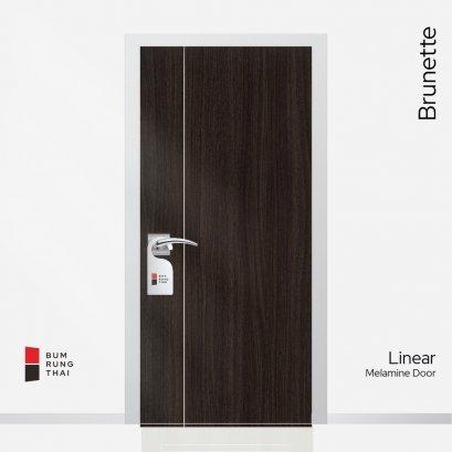 ประตูเมลามีน สี Sandstone
