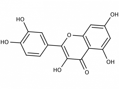 Quercetin, anhydrous