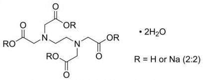EDTA Disodium, dihydrate