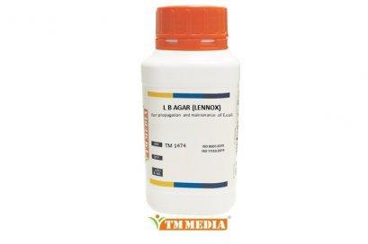 L B AGAR (Lennox), 500g