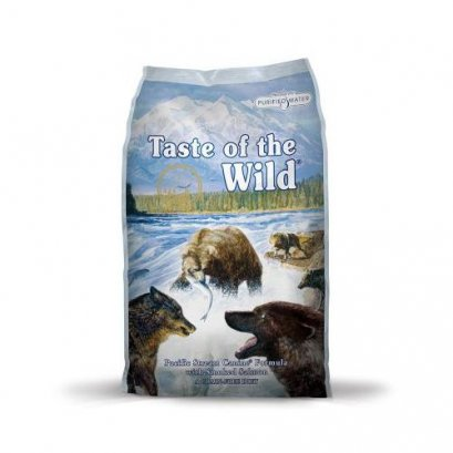 Taste of the Wild Pacific Stream Canine with Smoked Salmon (1.5 lb.)1+1