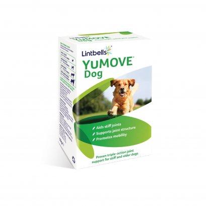 วิตามินเพือการดูแลระบบข้อ ยูมูฟ สำหรับสุนัขที่มีปัญหาหรือสุนัขอายุ 7 ปีขึ้นไป (120 เม็ด)