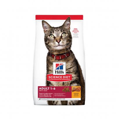 Hill's® Science Diet Adult Chicken Recipe Cat Food