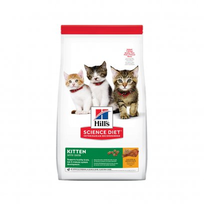 Hill's Science Diet Kitten Healthy Development cat food (4 กก.)