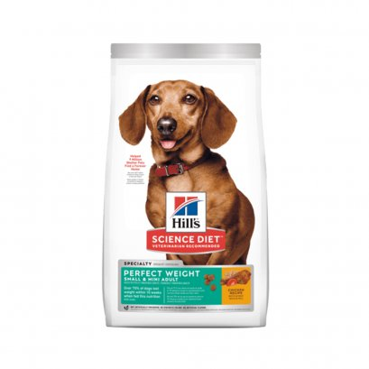 Hill's Science Diet Adult Perfect Weight Small & Mini dog food (6.68 กก)