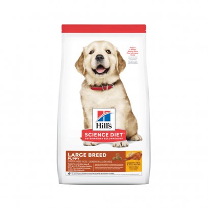 Hill's Science Diet Puppy Large Breed (4 kg.)
