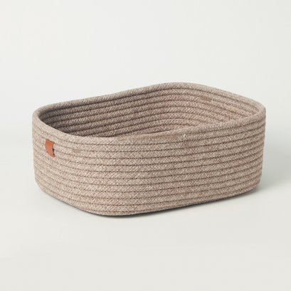 Taya FLATPEACH Cat Basket (Beige)