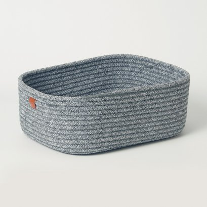 Taya FLATPEACH Cat Basket (Gray)