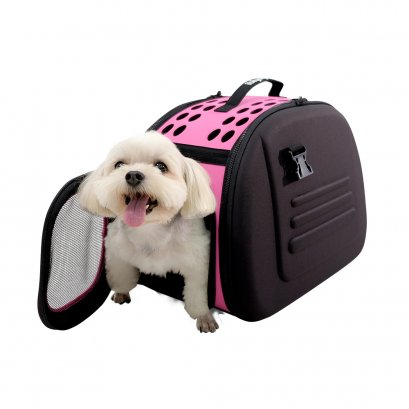 Ibiyaya Callapsible Shoulder Carrier (Pink)