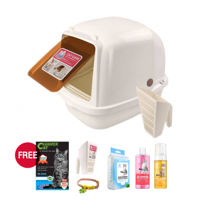Catidea Cat Toilet - XL (Buy 1 Get 6)