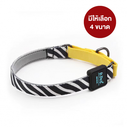 Is Pet Half-P Chain Collar CL0101 (Black)