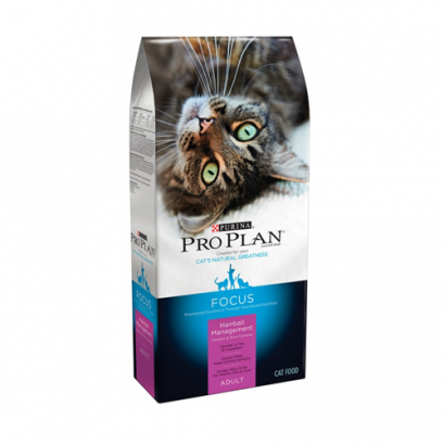 Pro Plan Adult Hairball Management (1.59 kg.)