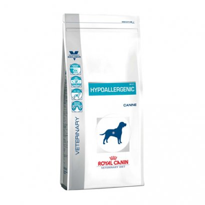 Royal Canin Vet Diet Dog Hypoallergenic (14 kg.)