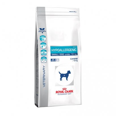 Royal Canin Vet Diet Hypoallergenic Small Dog (3 kg.)