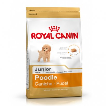 Royal Canin Poodle Junior (1.5 kg.) EXP. 19/02/2021