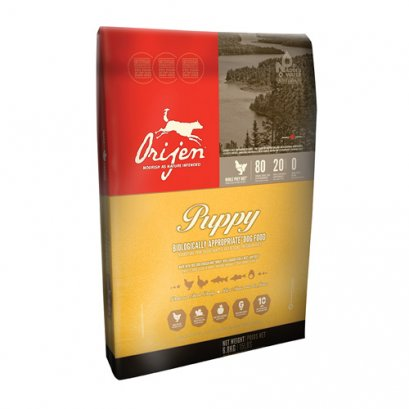 Orijen Biologically Appropriate Dog Food Puppy (6 kg.)