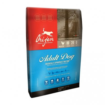 Orijen Biologically Appropriate Dog Food Adult (13 kg.)