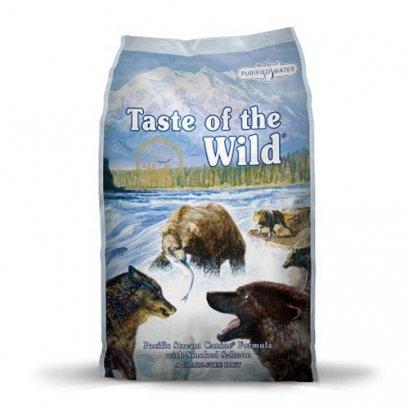 Taste of the Wild Pacific Stream Canine with Smoked Salmon (30 lb.)