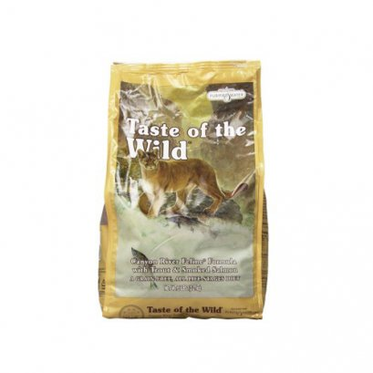 Taste of the Wild Canyon River Feline with Trout & Smoked Salmon (5 lb.)